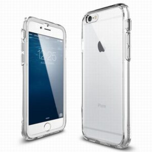 FUNDA TRANSPARENTE IPHONE 6S Plus