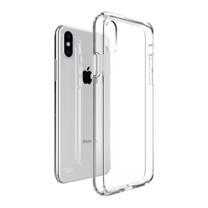 FUNDA TRANSPARENTE IPHONE X