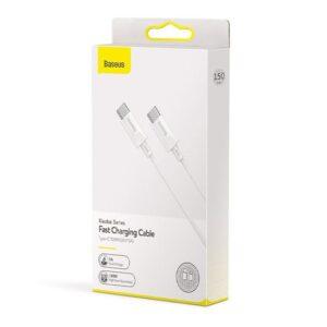 Cable USB C a USB C Baseus – 100w